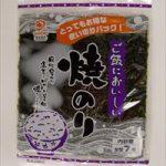 ご飯においしい焼のり(韓国産)